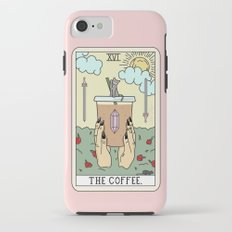 COFFEE READING iPhone 7 Tough Case