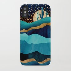 Indigo Desert Night iPhone X Slim Case