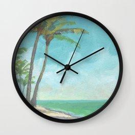 PUNTA CANA 05, by Frank-Joseph Wall Clock