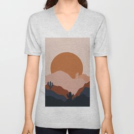 Boring Summer Unisex V-Neck