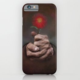 A Gift From The Masters Garden iPhone Case