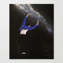 The Craze Canvas Print