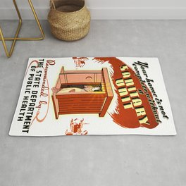 Outhouse Dreams Rug