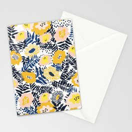 Happy life and fresh design: Summer greetings Stationery Cards
