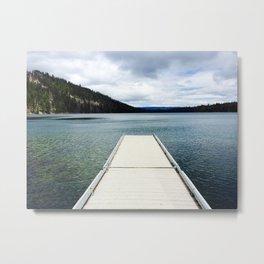 Suttle Lake, OR Metal Print