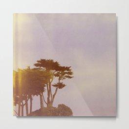 The Marina, San Francisco Metal Print
