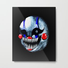 The Puppet Metal Print