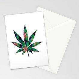 Cannabis Rainbow Design (19) Stationery Cards