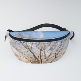 Nature in Winter Fanny Pack