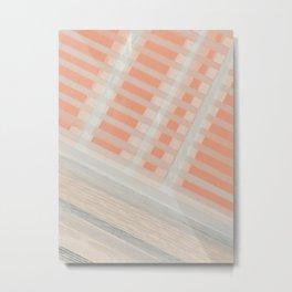Art-Deco Lounge Metal Print