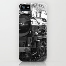 P and O at Broadway iPhone Case