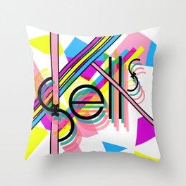 Sex Sells-001 Throw Pillow