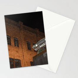 Steel & Streets Stationery Cards