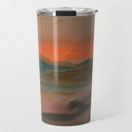 Southwestern Sunset Travel Mug