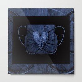 Elysium 2j by Kathy Morton Stanion Metal Print