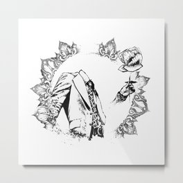 The Headless Bruce - MiguelRC Metal Print