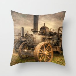 Textured Fowler Throw Pillow