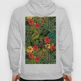 Tropical garden Hoody