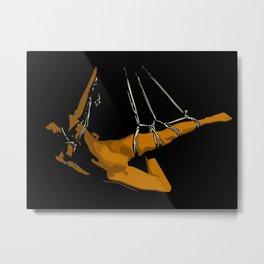 The hanging girl II Metal Print