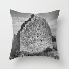 Draycott House Grounds Throw Pillow