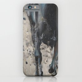 Sloppy Track iPhone Case