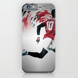 marcus rasgford football star iPhone Case