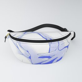 Sexy anime aesthetic - peach Fanny Pack