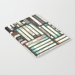 Cassettes Notebook