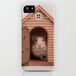 WELCOME TO MY HOUSE iPhone Case