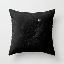 Gravity V2 Throw Pillow