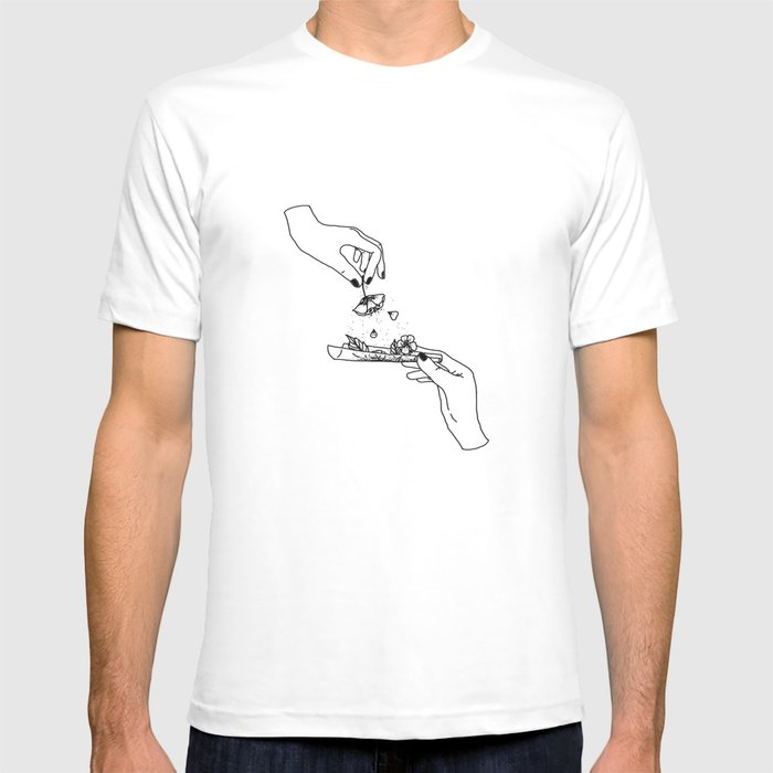 How to roll up your sadness? T-Shirt