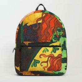 Goddess Brigid Backpack