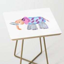 Elephant Side Table