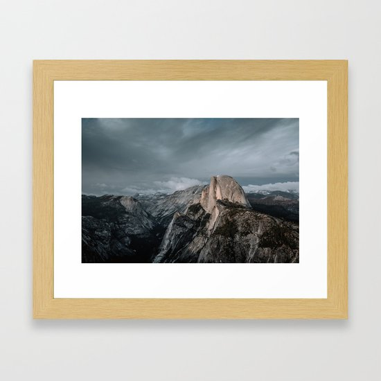 Yosemite's Half Dome by jasde