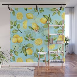 Vintage & Shabby Chic - Lemonade Wall Mural