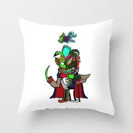 JEK Throw Pillow