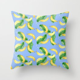 Nanna Ramma Throw Pillow