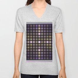 Simply Squares Unisex V-Neck