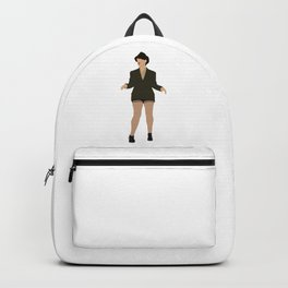 Val from Broad City Backpack