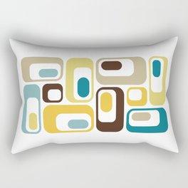 RETRO 3A Rectangular Pillow