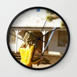 Kill Bill: The Bride Returns Wall Clock