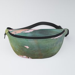 Bottoms Up Abstract Fanny Pack