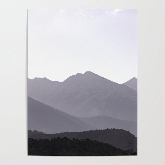 Rocky Mountain Sunset - Colorado Nature Photography by cascadia