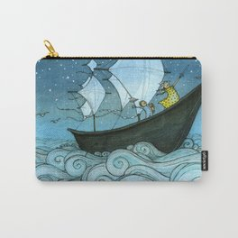 Sky Sailing Carry-All Pouch