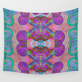 Pineal Art Flourish 1 Wall Tapestry