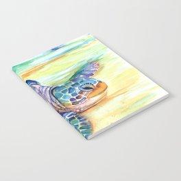 Rainbow Sea Turtle 2 Notebook