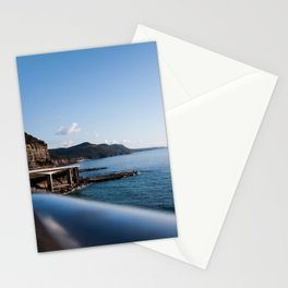 Sea Cliff Bridge. Sydney. Australia. Stationery Cards
