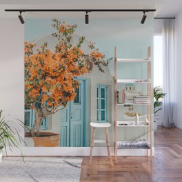 Greece Airbnb #photography #greece #travel Wall Mural