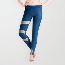 abstract minimal 57 Leggings