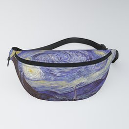 Vincent Van Gogh Starry Night Fanny Pack